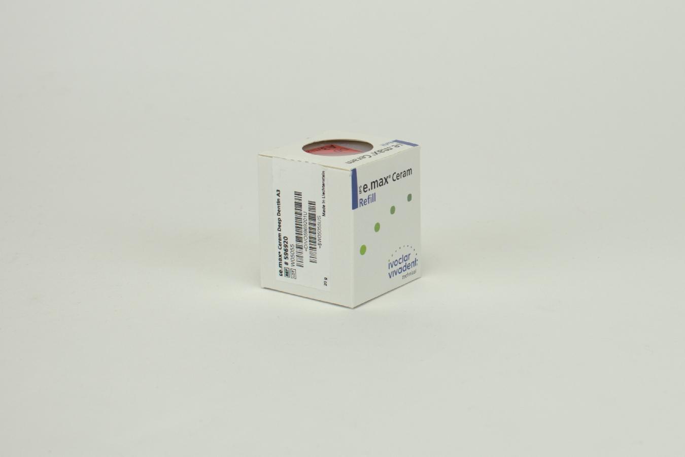 IPS e.max Ceram Deep Dentin A3 20g