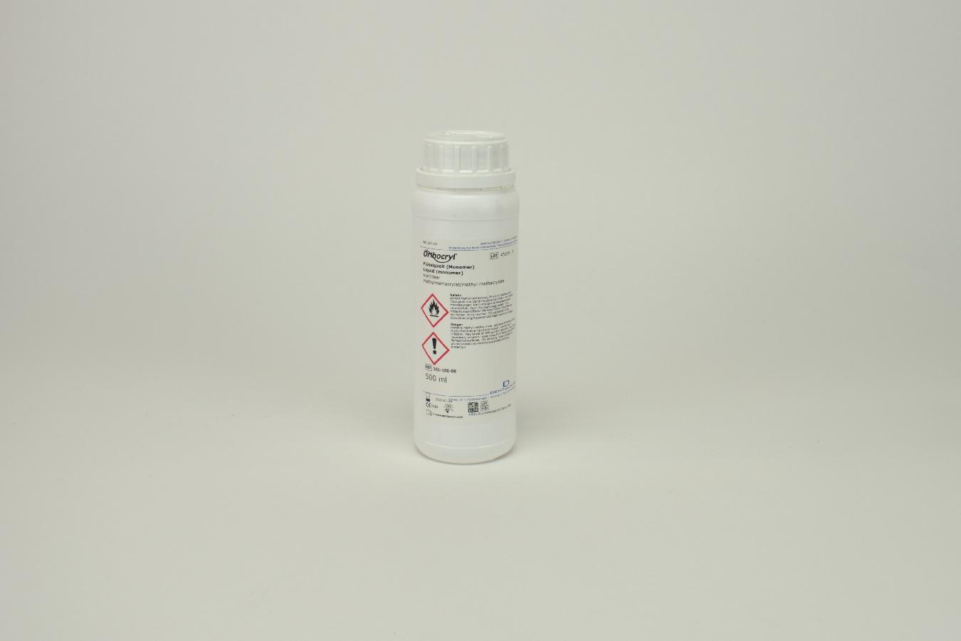 Orthocryl Flüssig klar 500ml