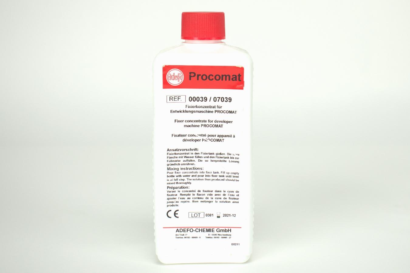 Procomat Fixierer 500 ml Fl