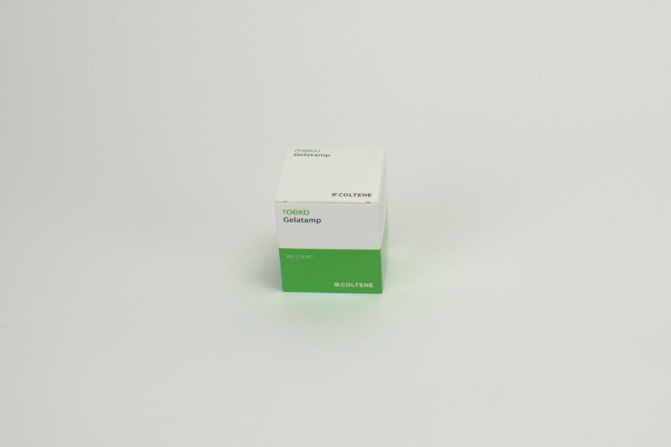 Gelatamp 14x7x7  50 St