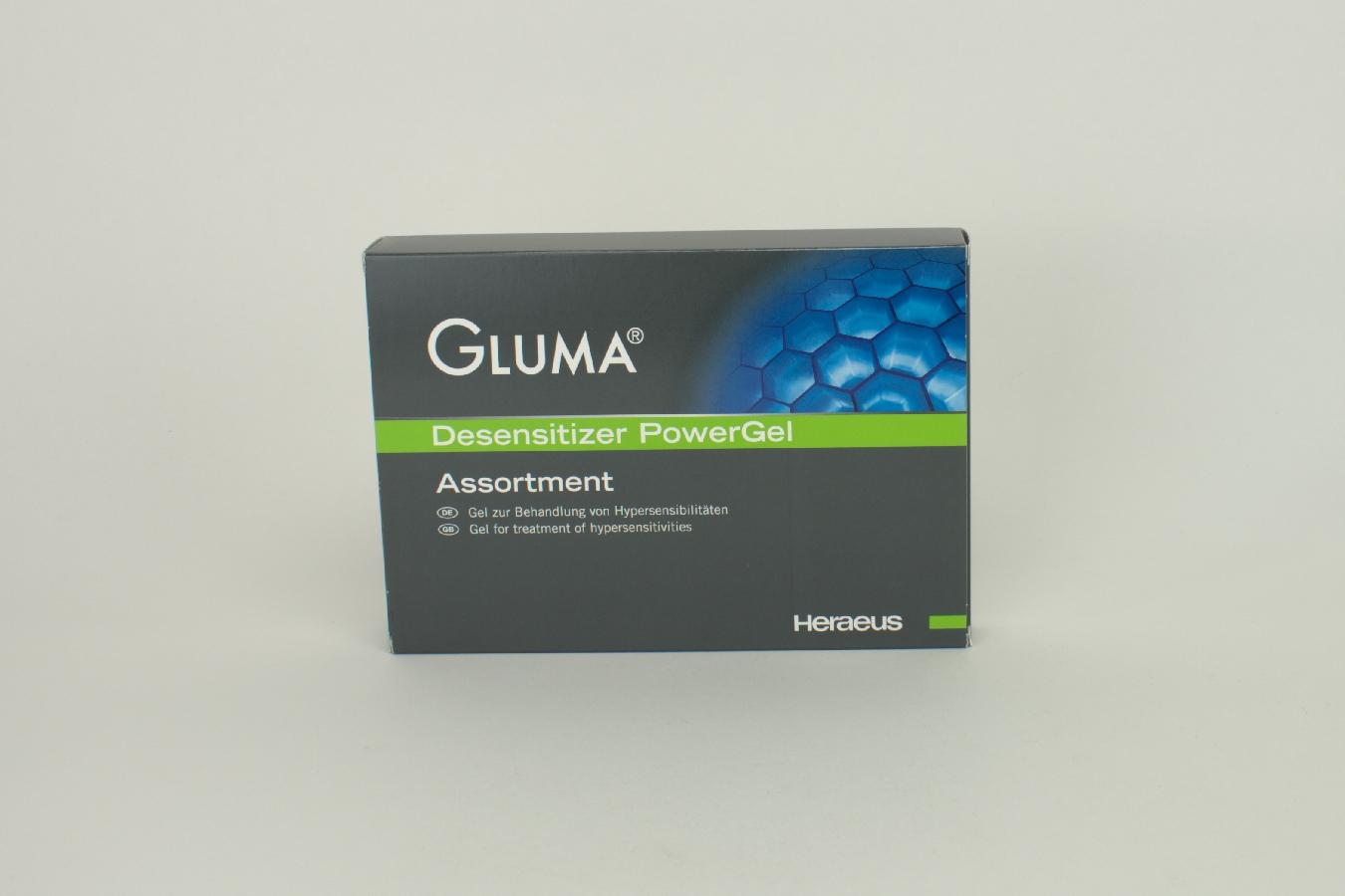 Gluma Desensitizer Powergel 4x1ml Assort