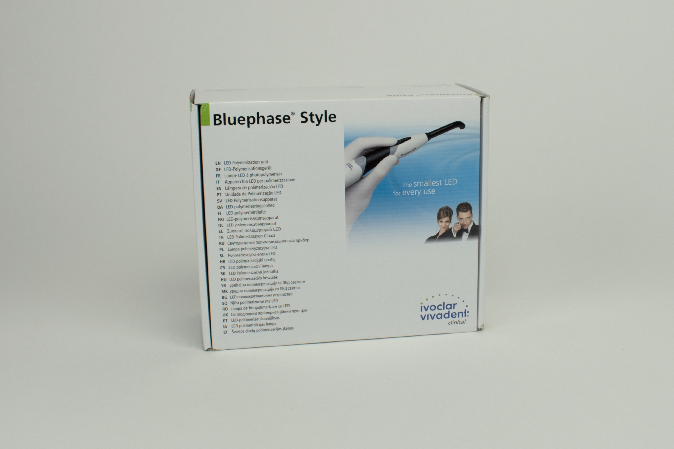Bluephase Style 100-240V grau St