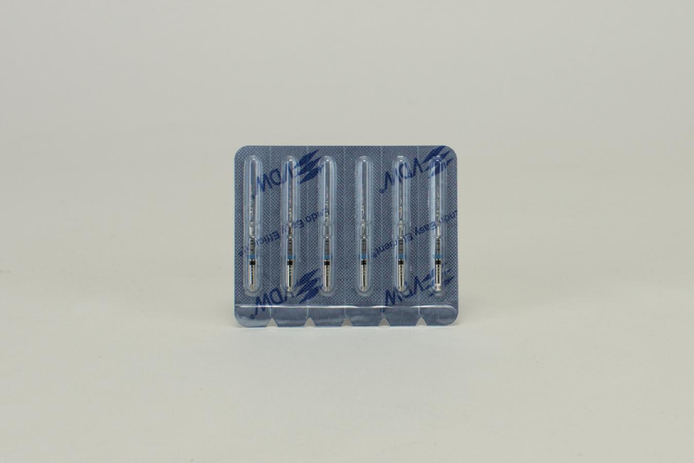 MTWO NiTi-Feile 40/.06 25/16mm 6 Stück