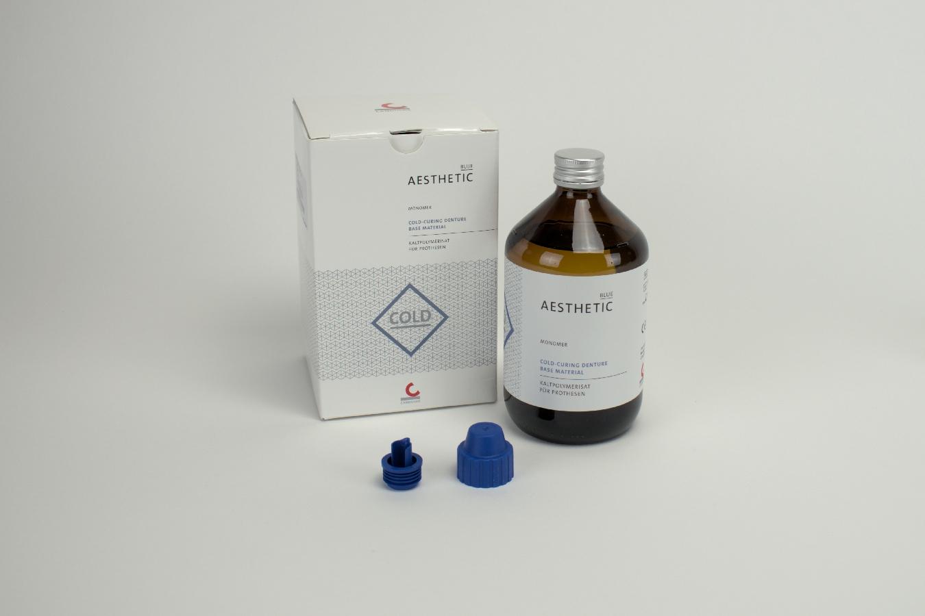 AESTHETIC Blue Monomer 500ml