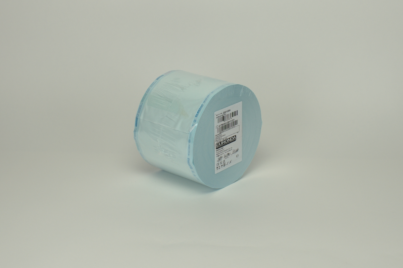 Sterilisationsfolie 15cm/200m Rolle