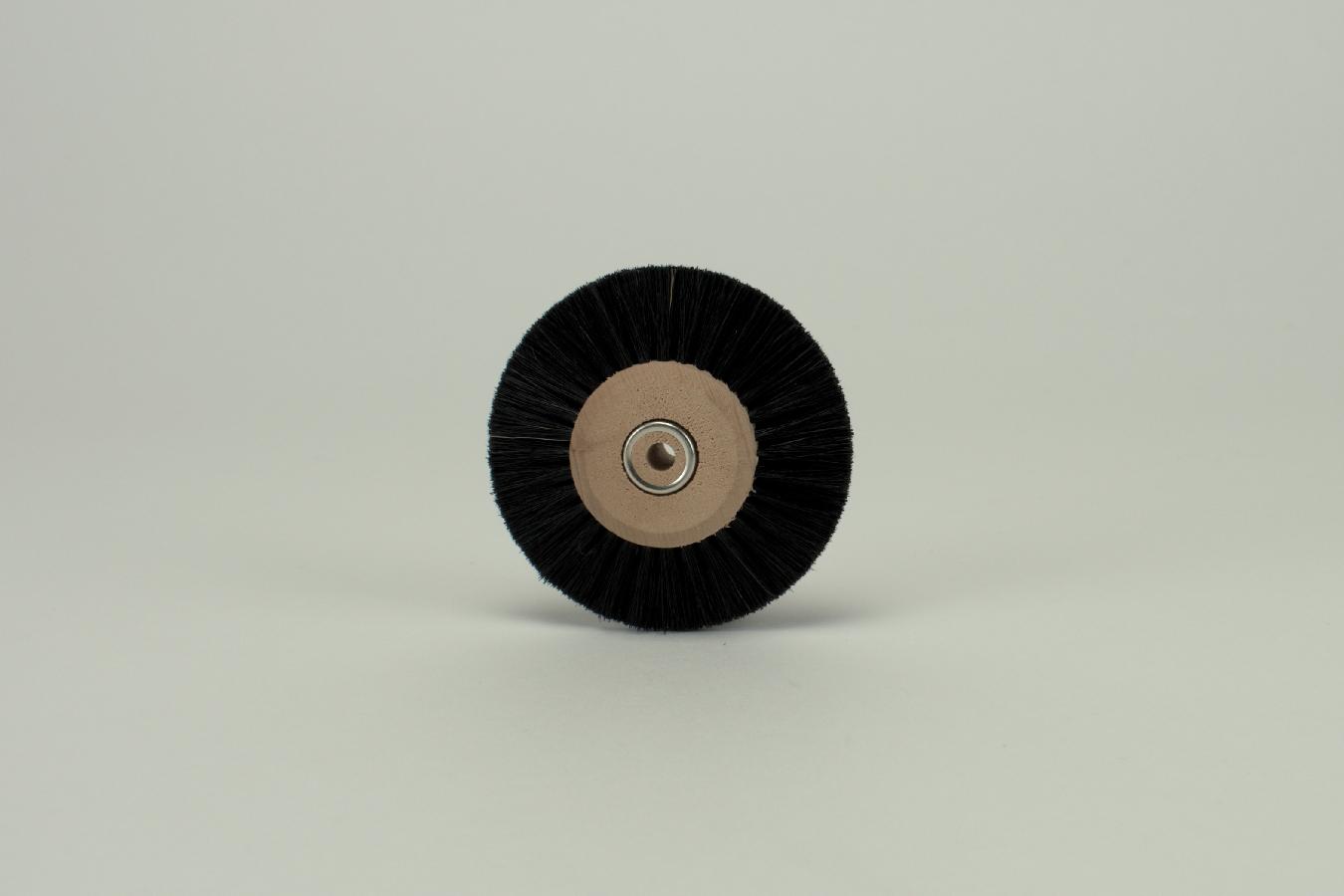 Polierbürste 4/40/80mm spitz HK St