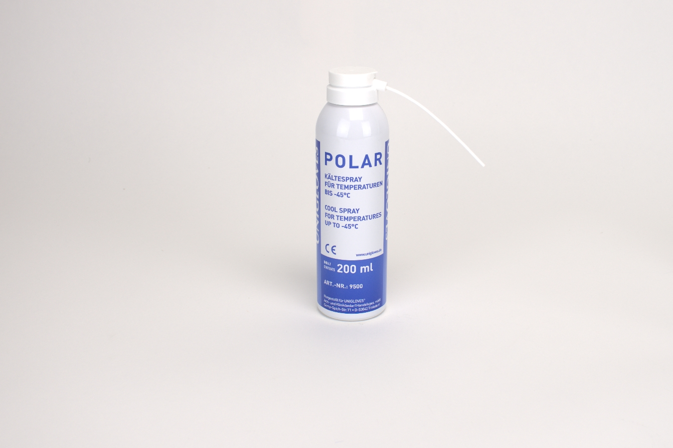Dental Praxisbedarf & Zubehör: Polar Kältespray 200ml Dose