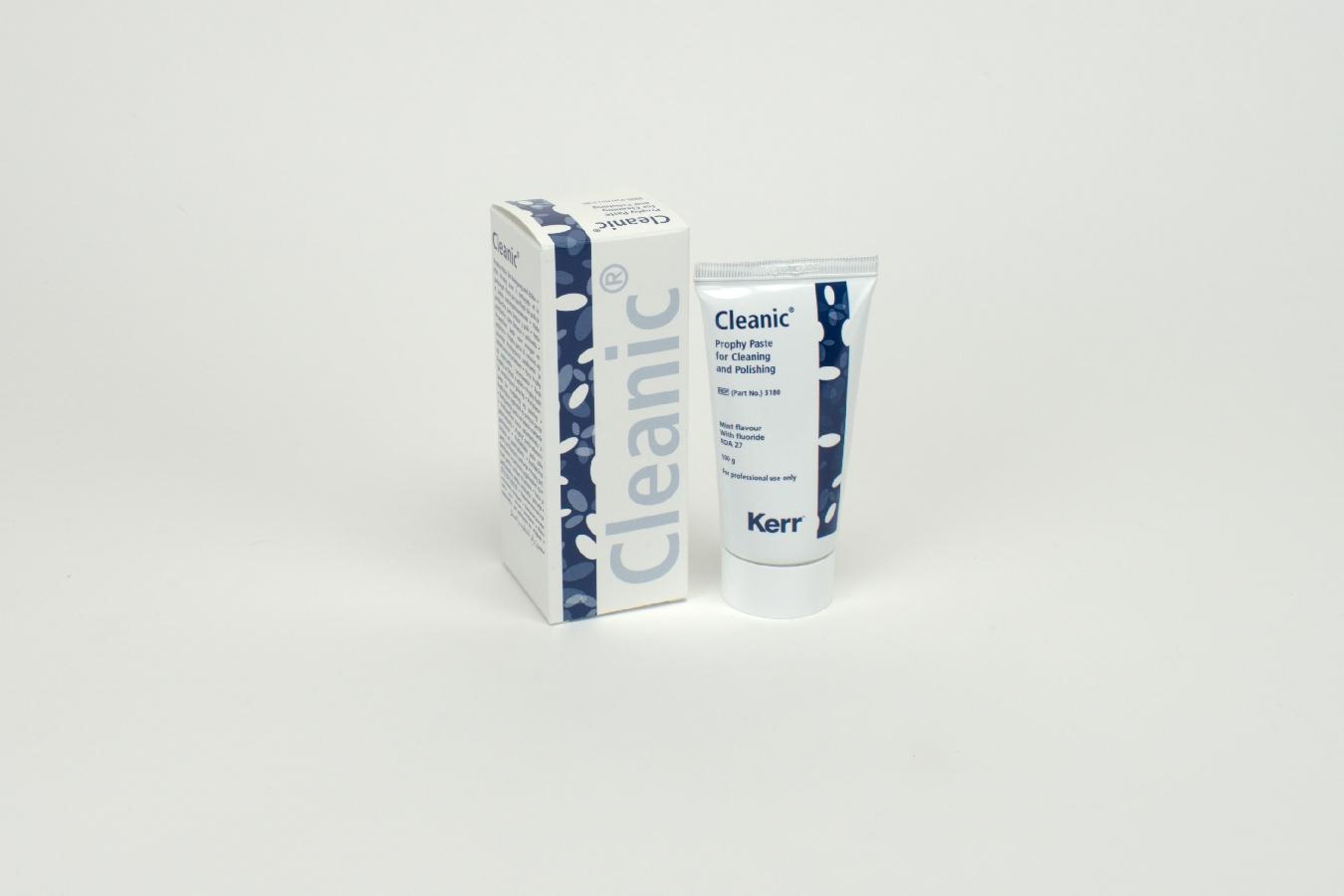 Cleanic m. Fluorid minze 100g Tb