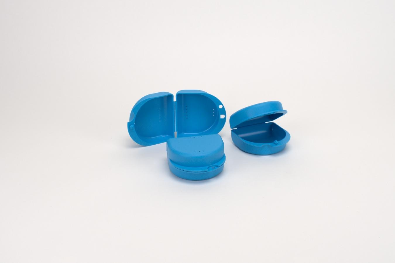 Dentobox II blau 10 Stück