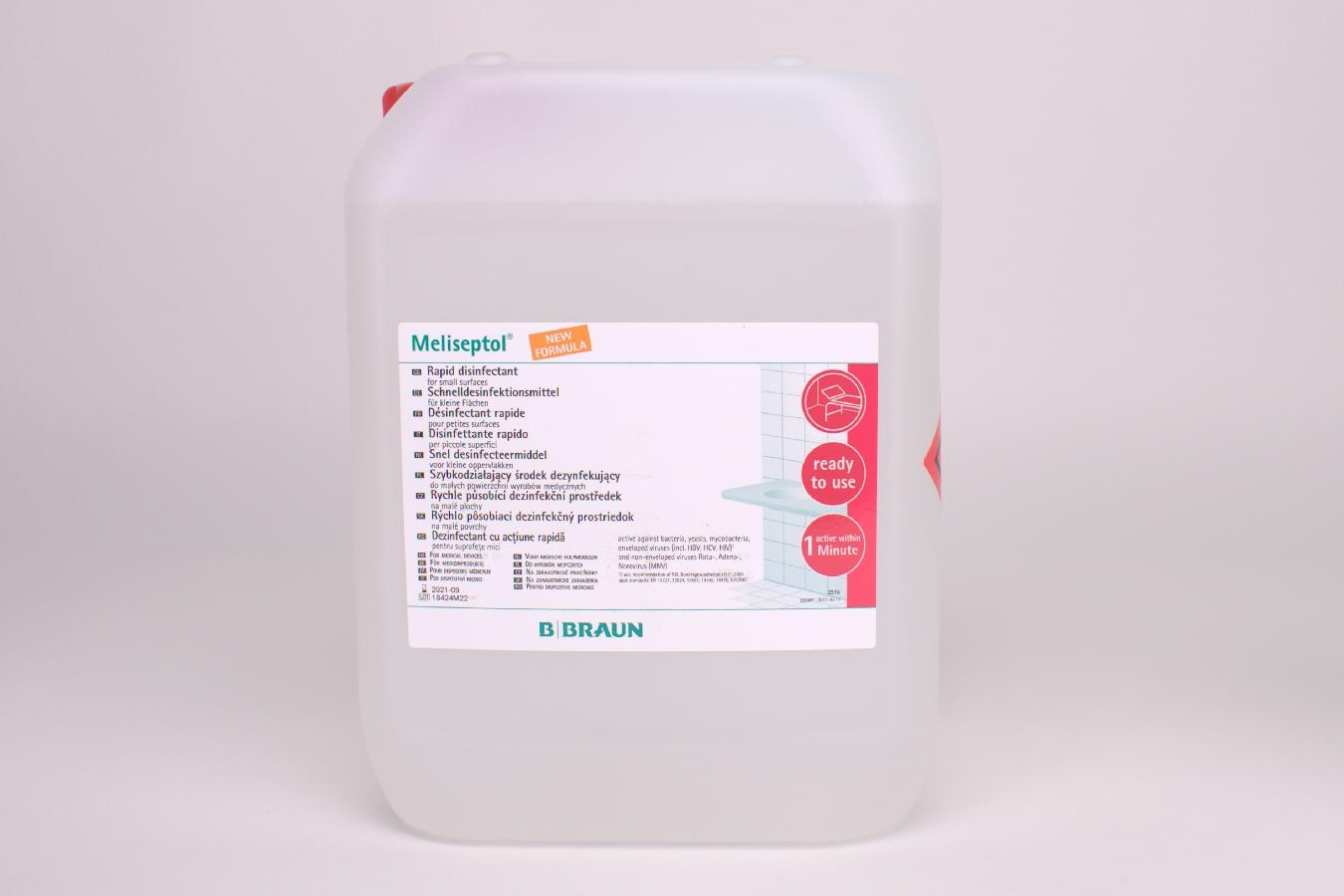 Meliseptol NF 5 Liter Kanister