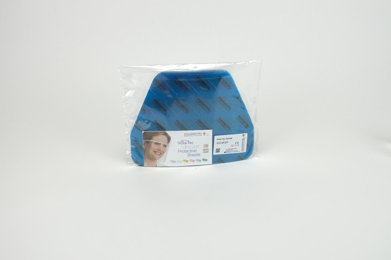 Dental Praxisbedarf & Zubehör Vista-Tec Ersatzschild 10 Stück