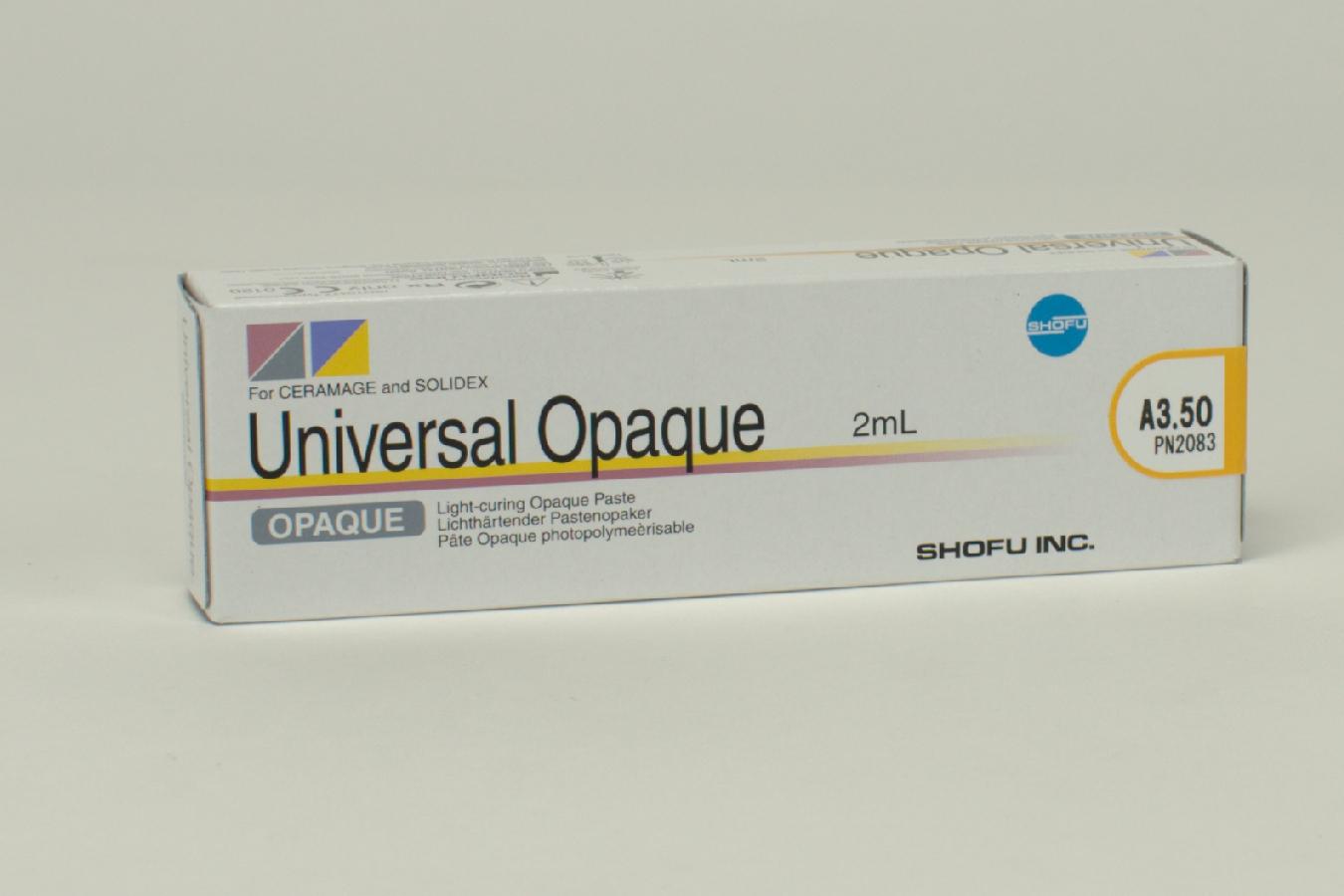 Universal Opaque A3,50 2ml Spr