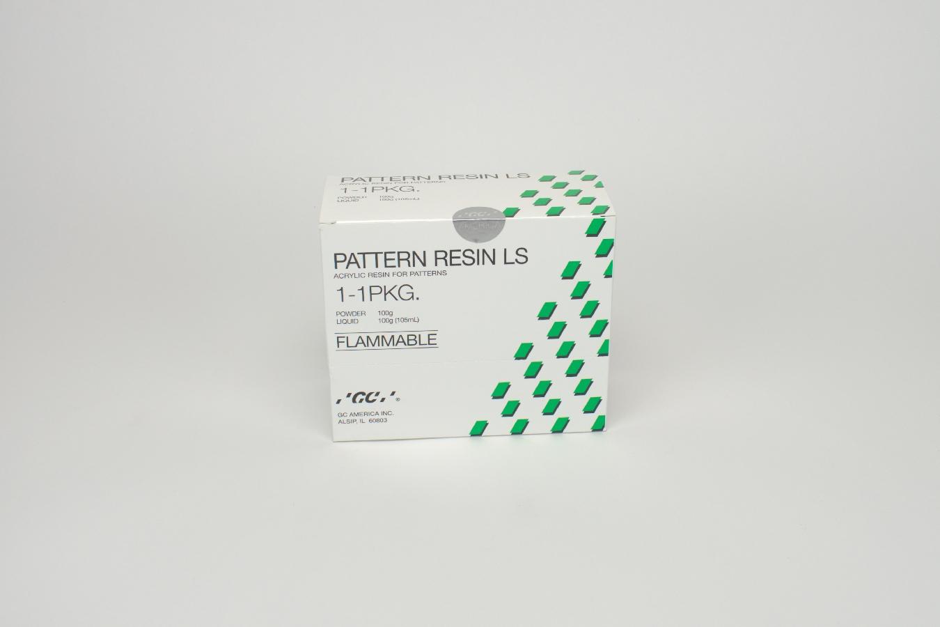 Pattern Resin LS 1-1 Einf.-Pa