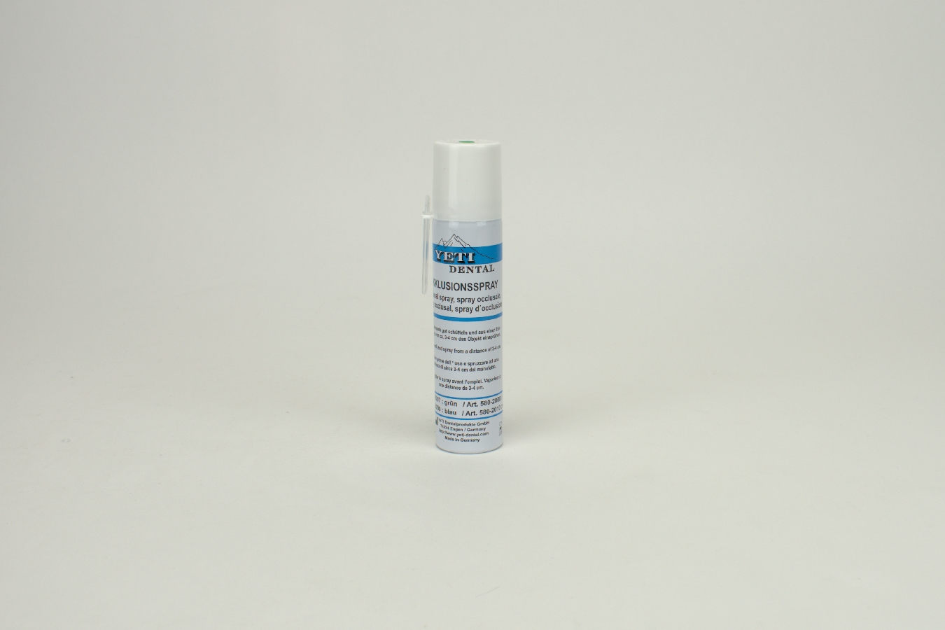 Occlu-Spray Yeti grün 75ml