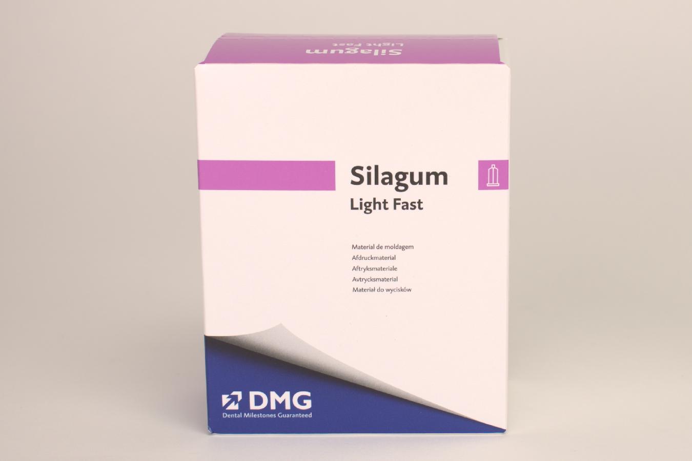Silagum light fast 2x50ml