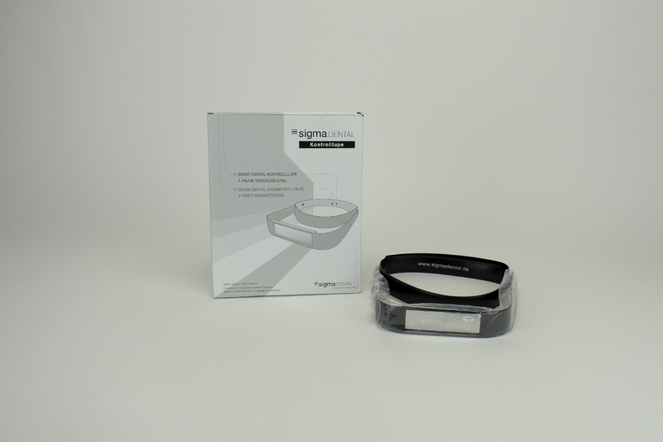 Lupenbrille 4,0 Fach 990558 St