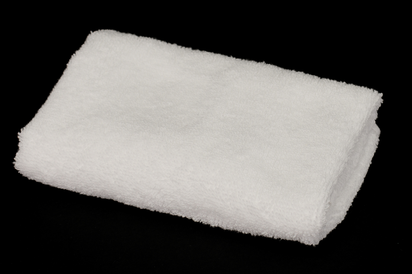 Frottierhandtuch weiß 30x50  St