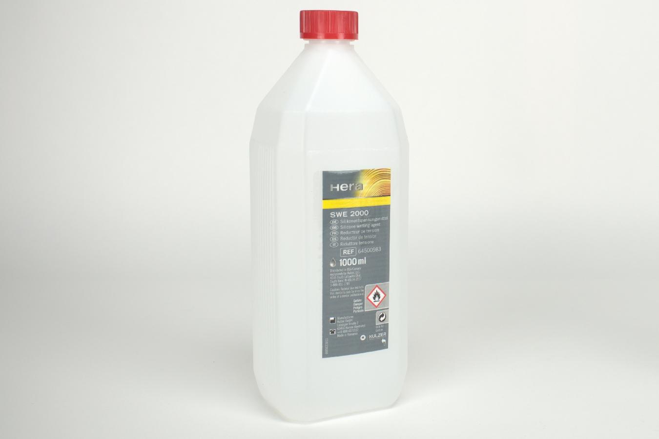 Hera Swe 2000 Silikonentspan. 1L Flasche