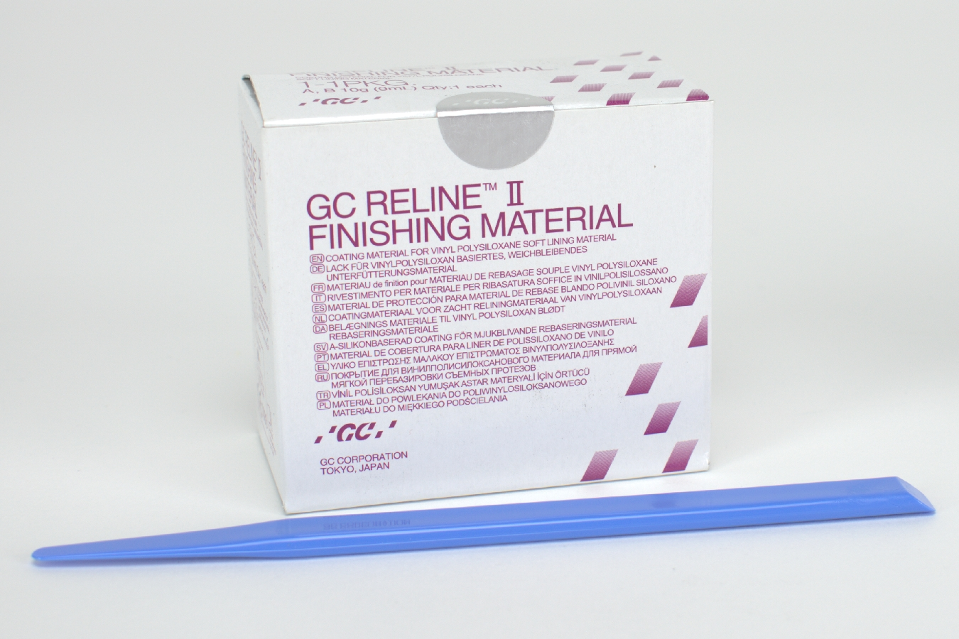 GC RELINE II Oberflächenversiegler 1-1Pa
