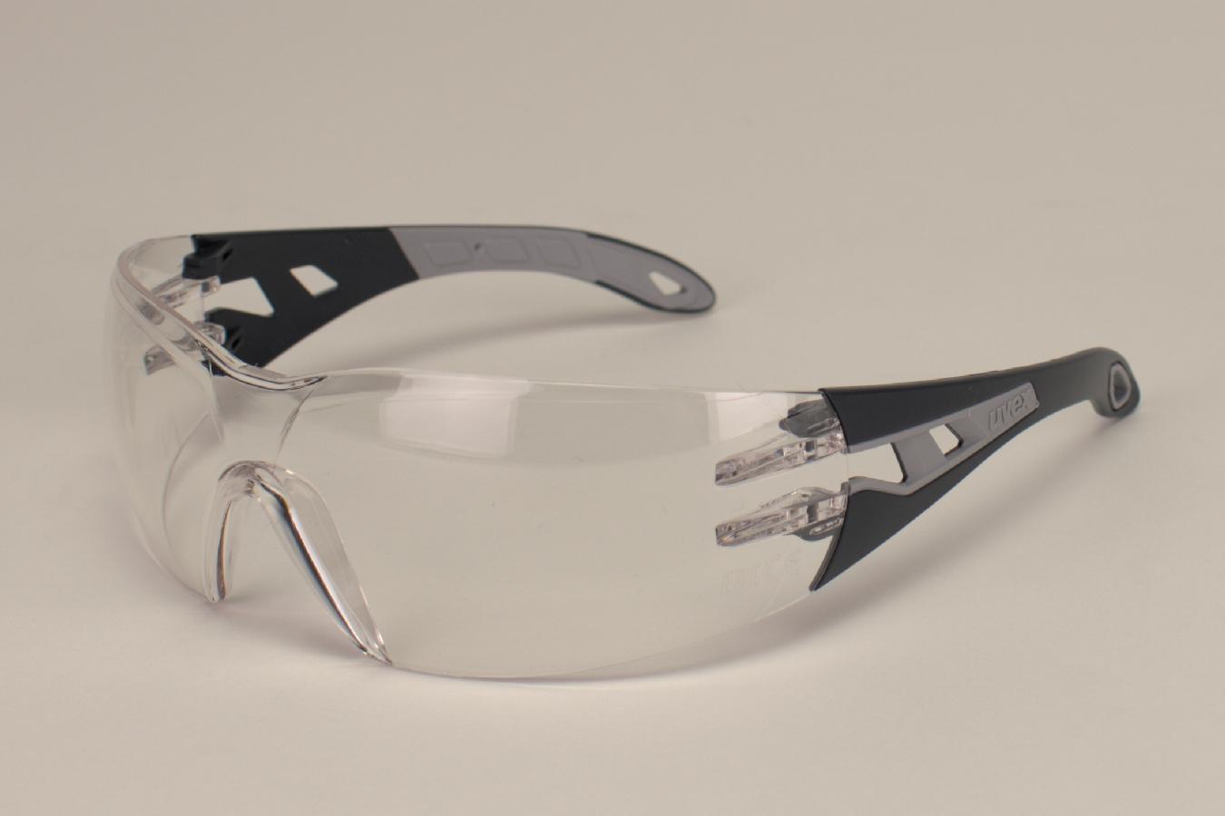 Schutzbrille Uvex Pheos S anthr./grau St
