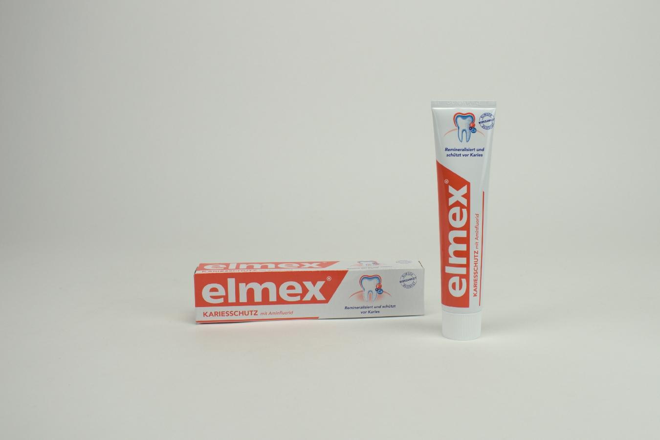 Elmex Zahnpasta 75ml Tube