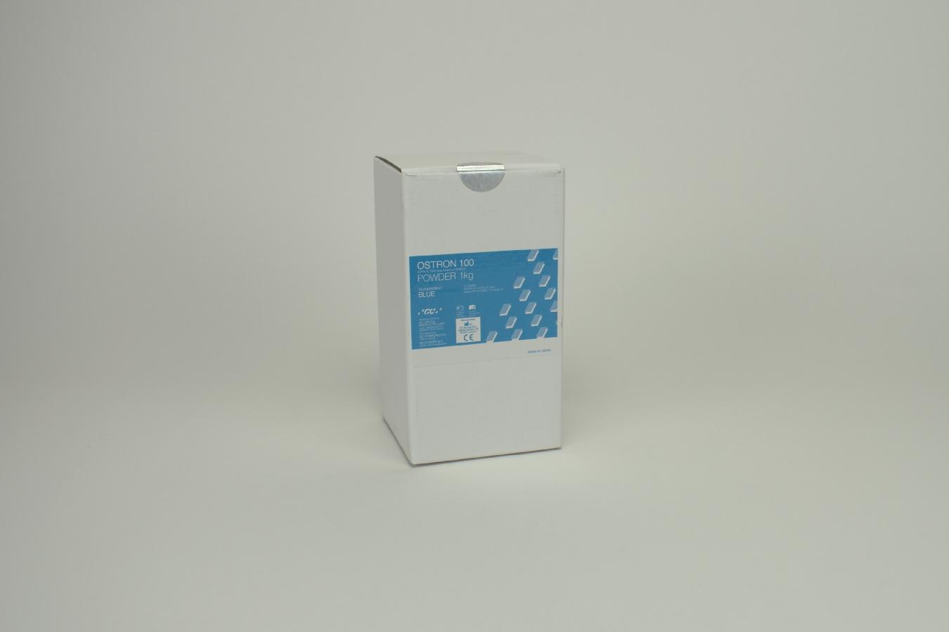 Ostron P/L blau-transparent 1Kg