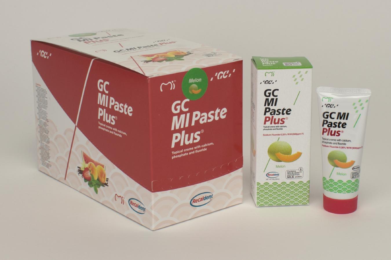 MI Paste Plus Melone 10x40g Tb